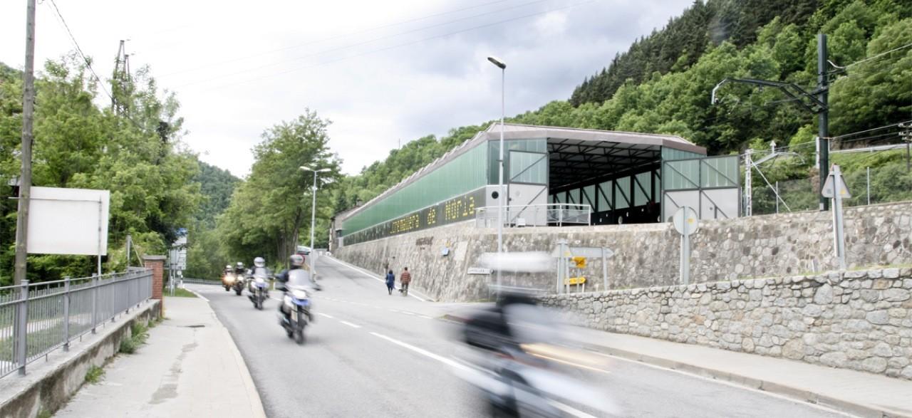 Train Store in Ribes de Freser / Sau Taller d'Arquitectura, © Albert Camps Pla