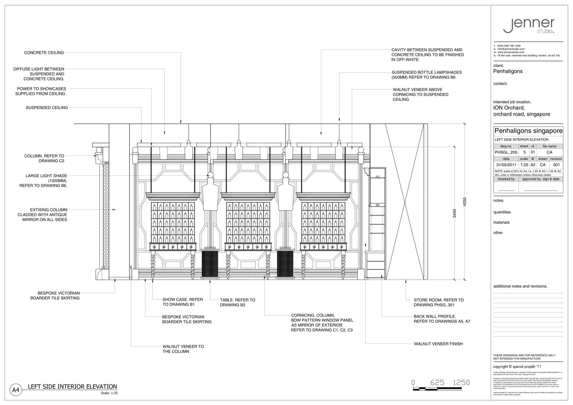 Restaurant Kitchen Design Layout Example
