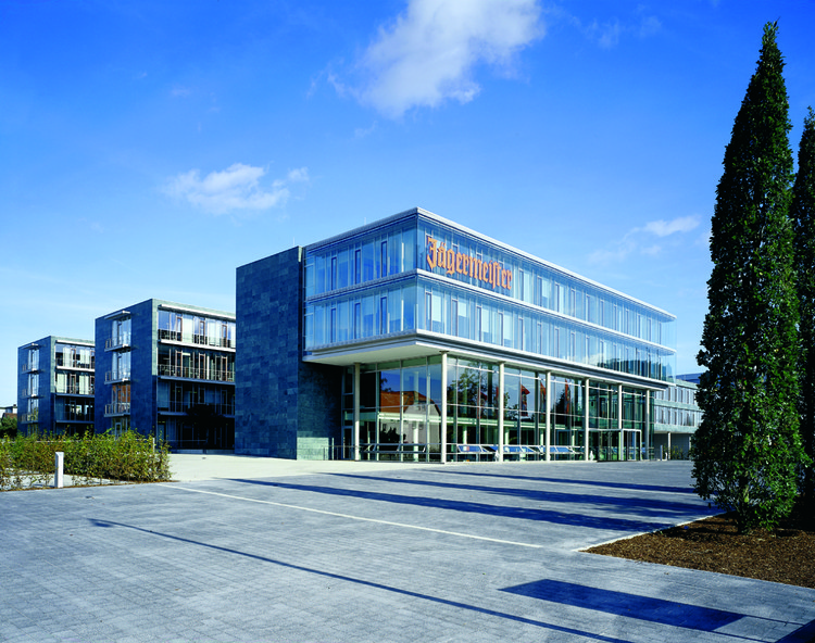 Jägermeister Head Office / Struhk Architekten, Courtesy of  struhk architekten