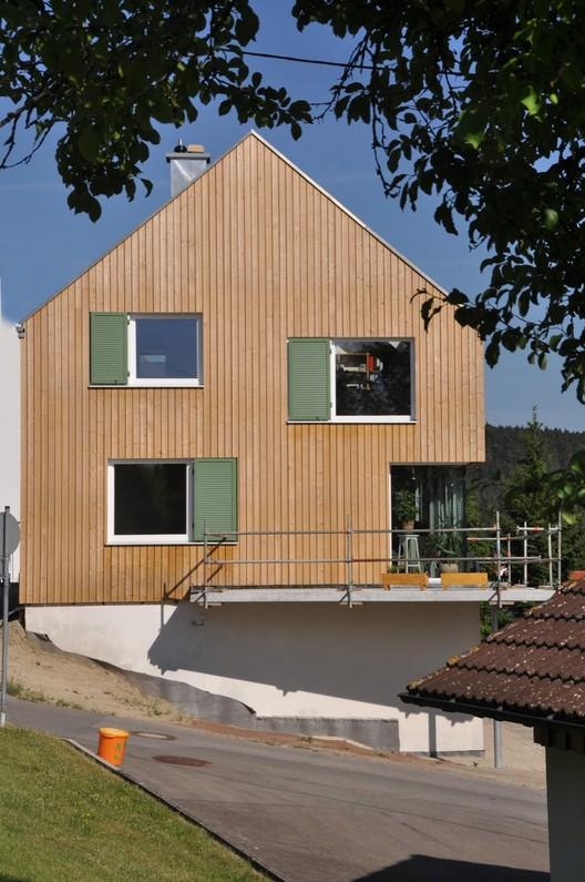 Wooden House K / partnerundpartner-architekten, Courtesy of partnerundpartner-architekten