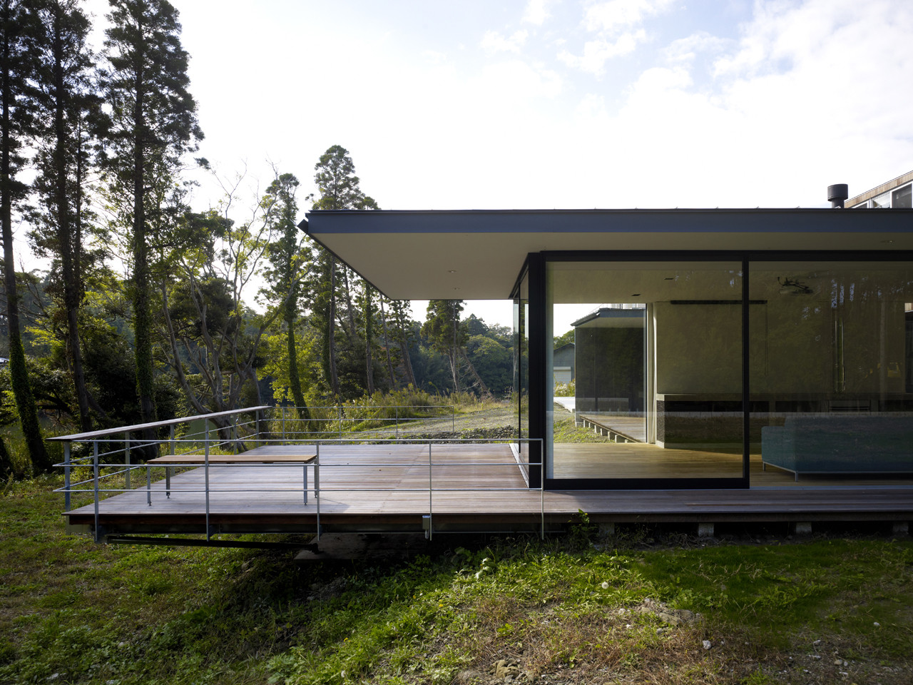 Gallery Of Riverside House Keiji Ashizawa Design 13
