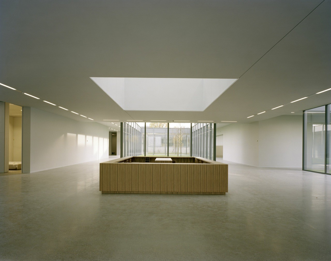 Museum Folkwang David Chipperfield Archdaily