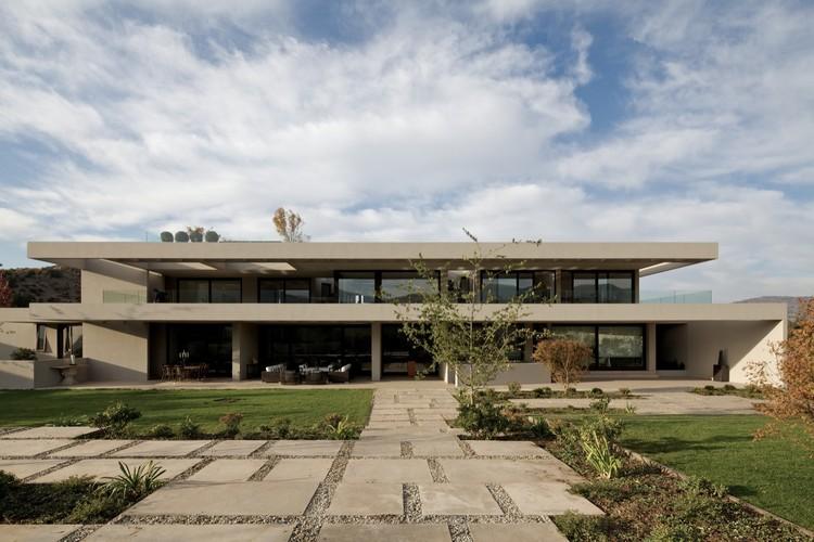 AL's House / Gonzalo Mardones V Arquitectos, © Nico Saieh