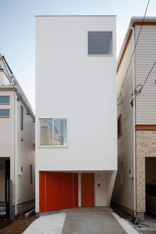 Stay Residence / studioLOOP, © Kai Nakamura