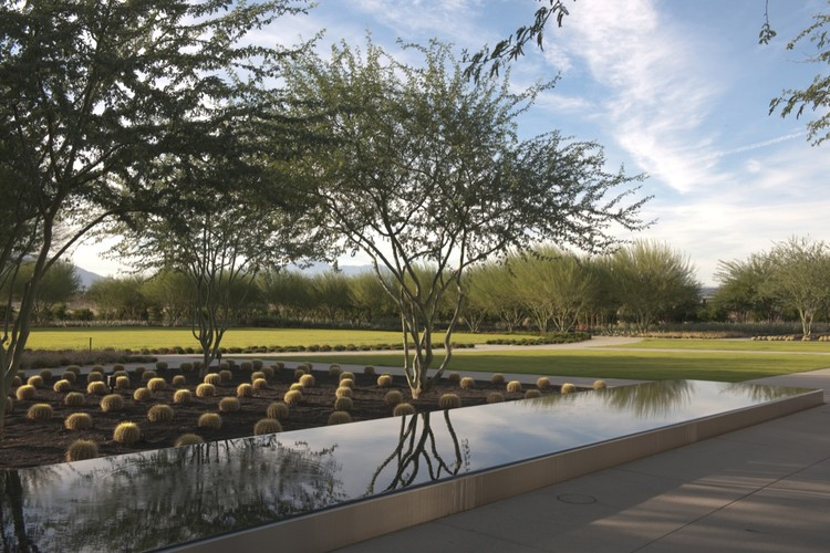 Sunnylands Center and Gardens / The Office of James Burnett + Frederick Fisher & Partners, Architects, © Hester + Hardaway