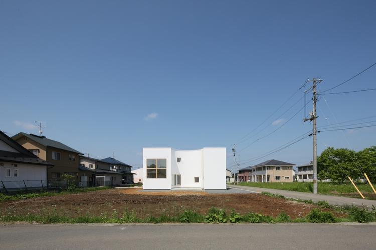 House in Kitakami / NadamotoYukikoArchitects, © Seiya Miyamoto