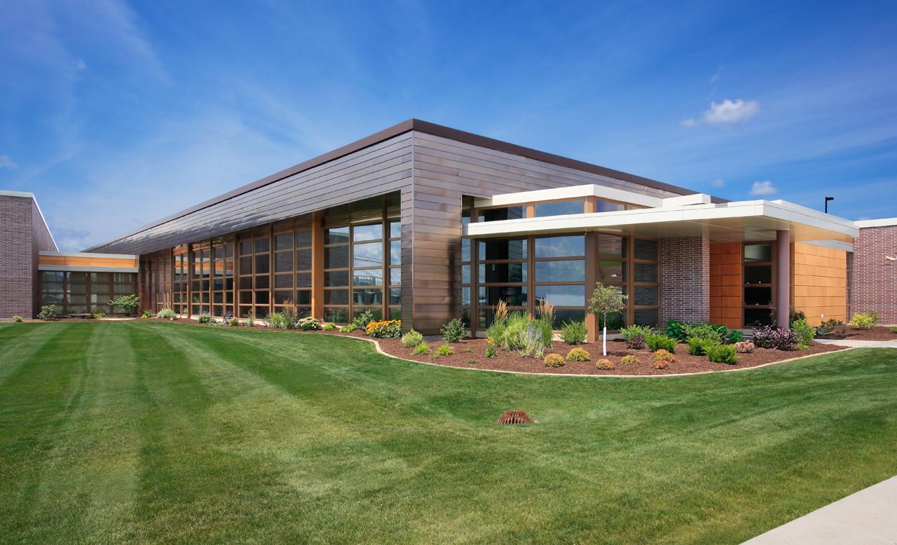 Kirkwood Horticulture Building / OPN Architects, © Wayne Johnson,  Main Street Studio
