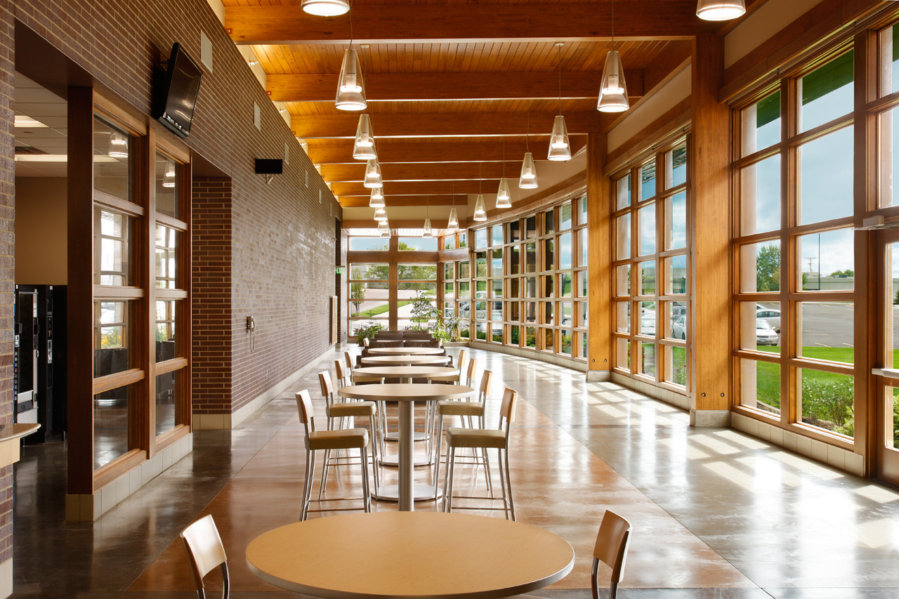 Gallery of Kirkwood Horticulture Building / OPN Architects
