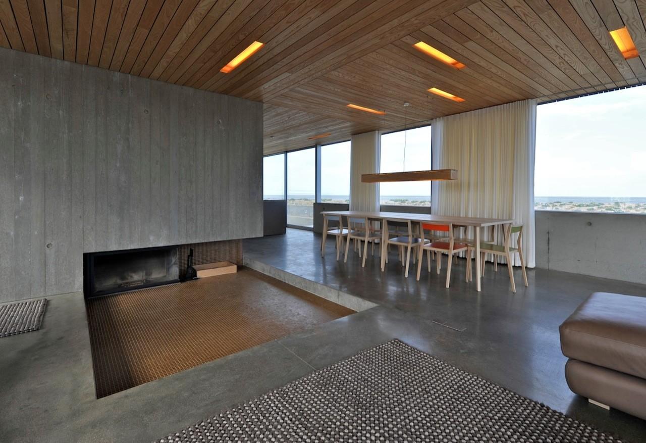Gallery of dune house jva 18 - Hormigon pulido interiores ...