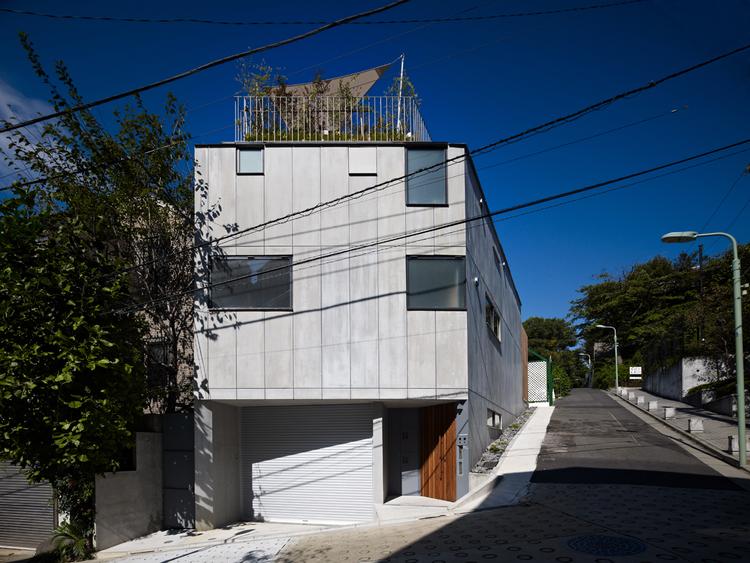 Sky Garden House / Keiji Ashizawa Design, © Daici Ano