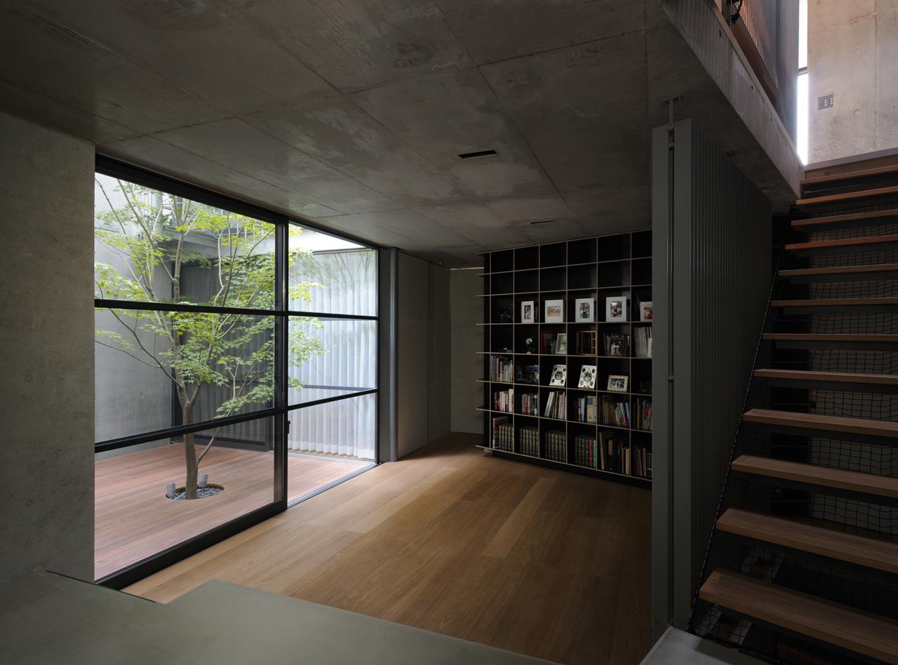Gallery of sky garden house keiji ashizawa design 8 - Residence contemporaine sky garden keiji ashizawa design ...