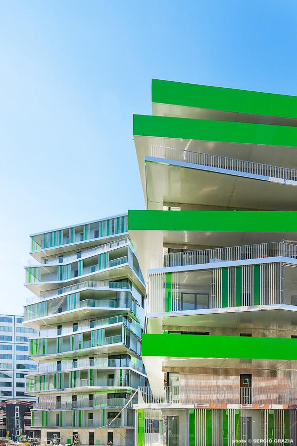 Villiot-Rapée Apartments / HAMONIC + MASSON, ©  Grazia