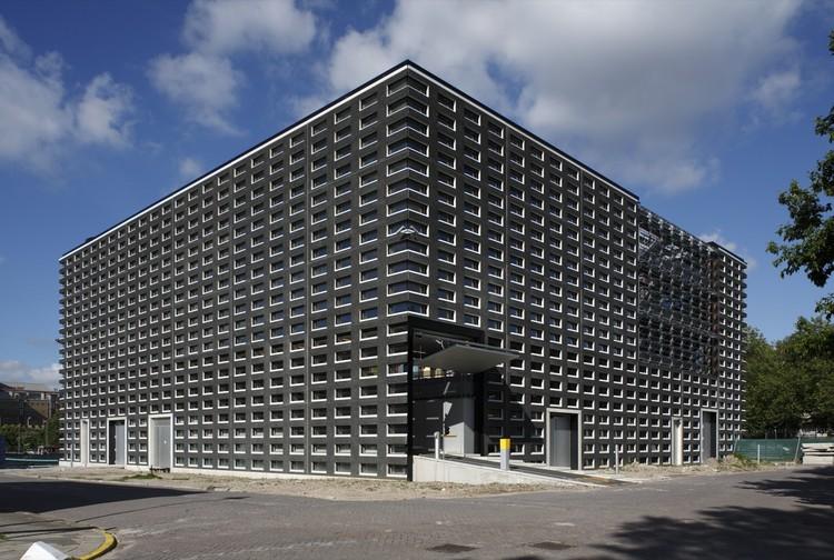 KMAR - Koninklijke Marechaussee / Wansleben Architekten, Courtesy of  wansleben architekten