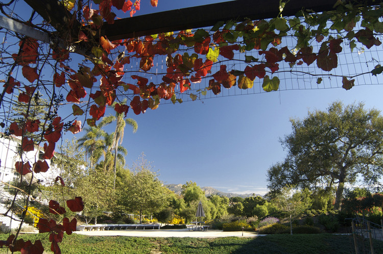 Casa Nueva: Working in the Garden / Van Atta Associates, Courtesy of Van Atta Associates