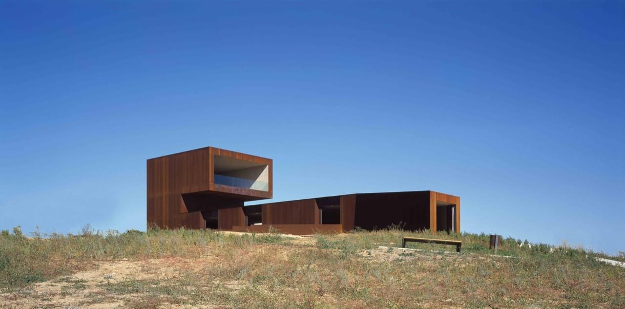 Cabezo de la Almagra / Cerrejon Arquitectos, © Roland Halbe