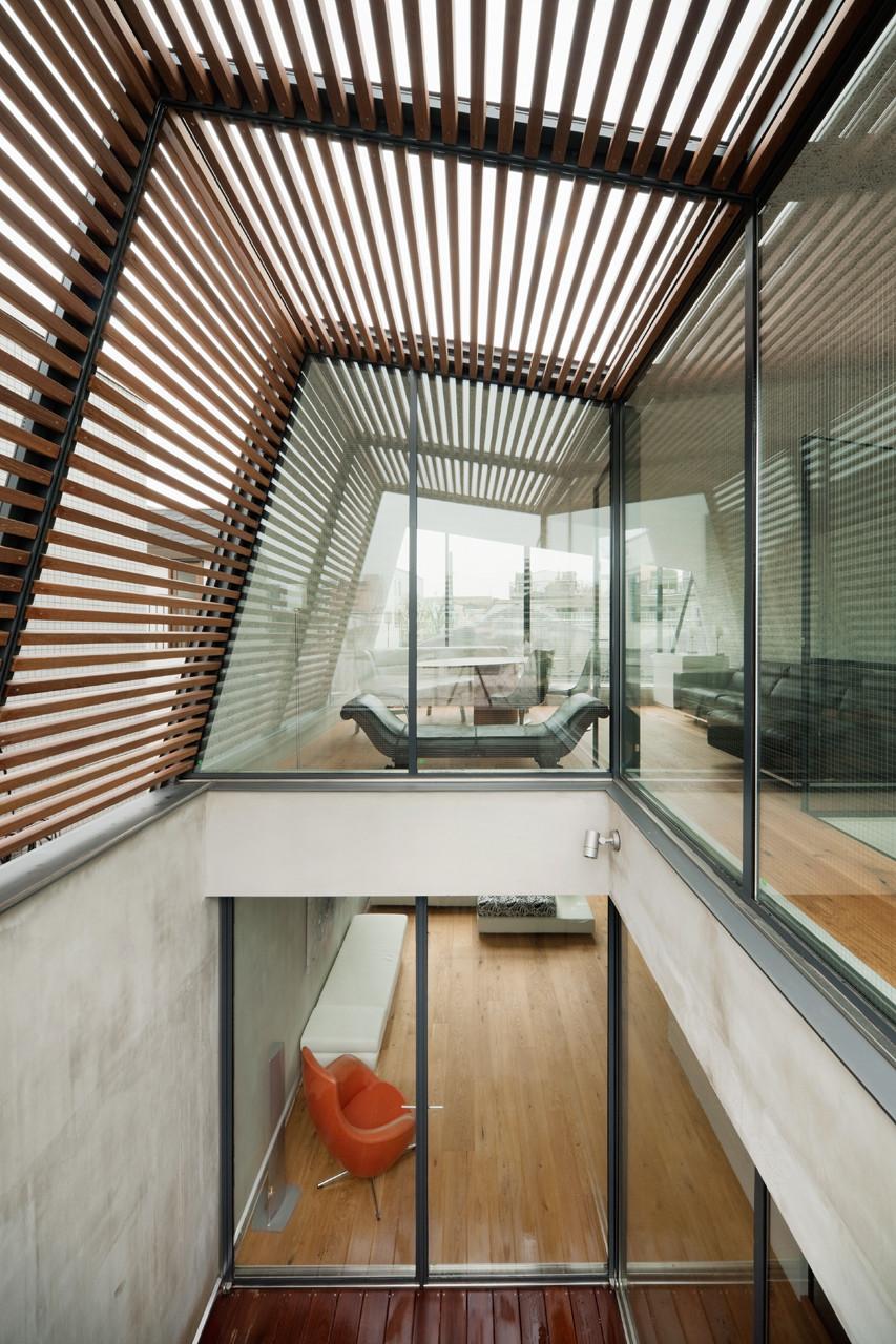 Skycourt House / Keiji Ashizawa Design, © Takumi Ota