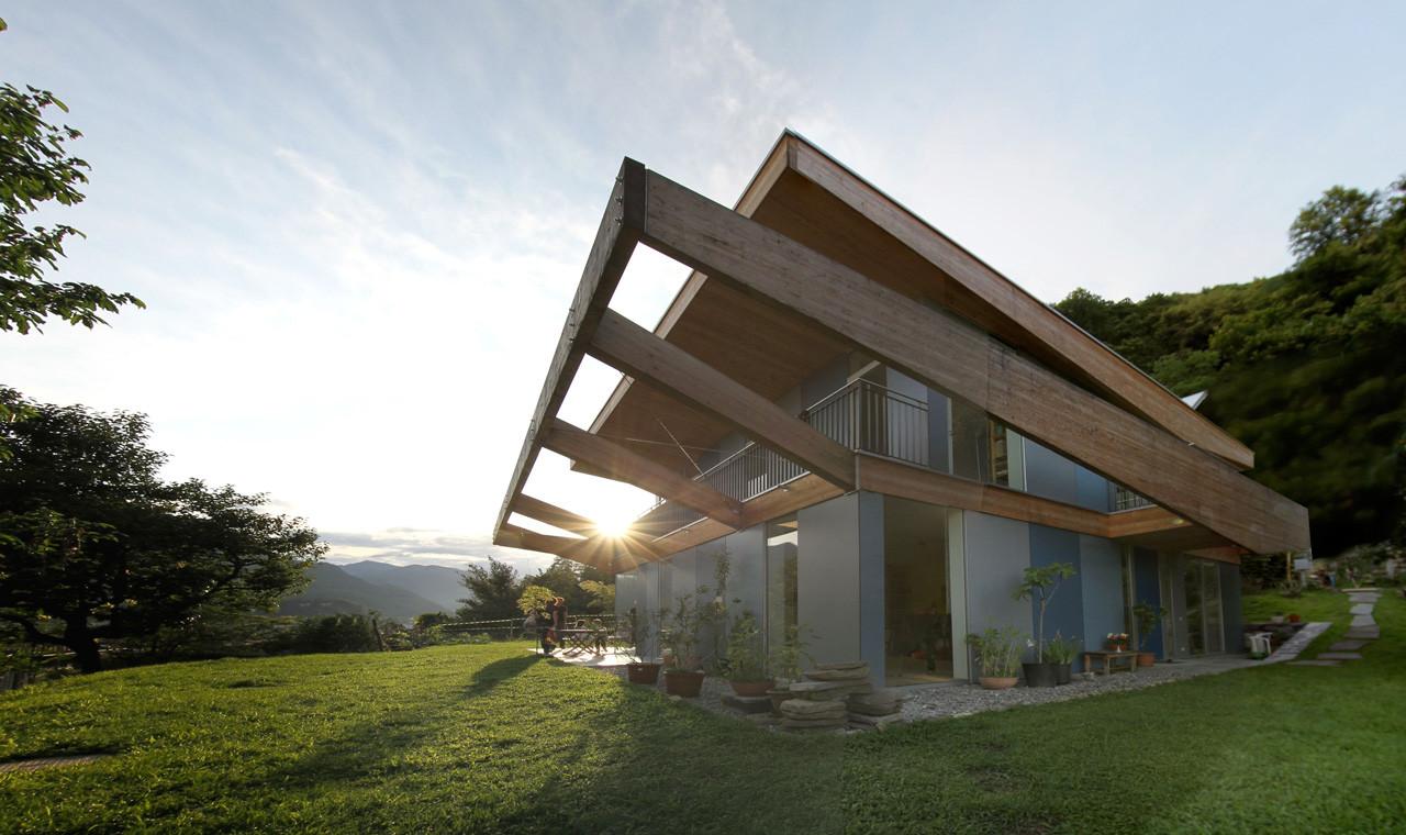 Locarno House / designyougo, Courtesy of designyougo