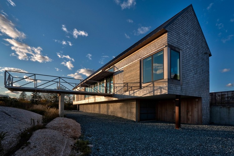 Corea Harbor House / Norelius Studio, © Kelly Bellis