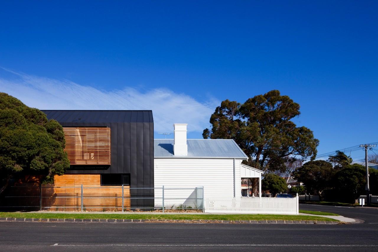 Elsternwick House / Simon Couchman Architects, © Christine Francis