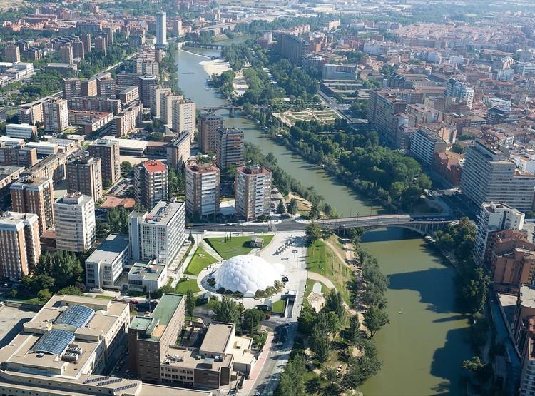 Urban Redevelopment of the Plaza del Milenio / EXP architects, © TAFYR