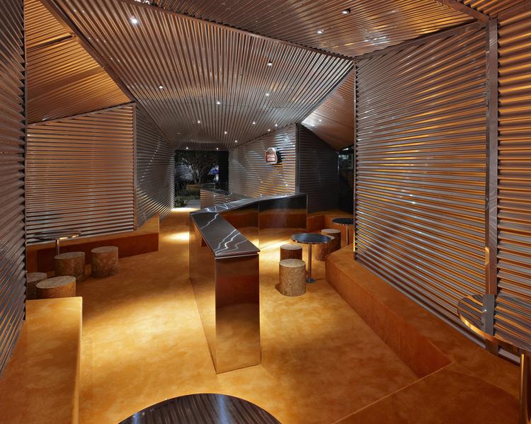 Casa Cor Bar / BCMF Arquitetos, © Jomar Bragança