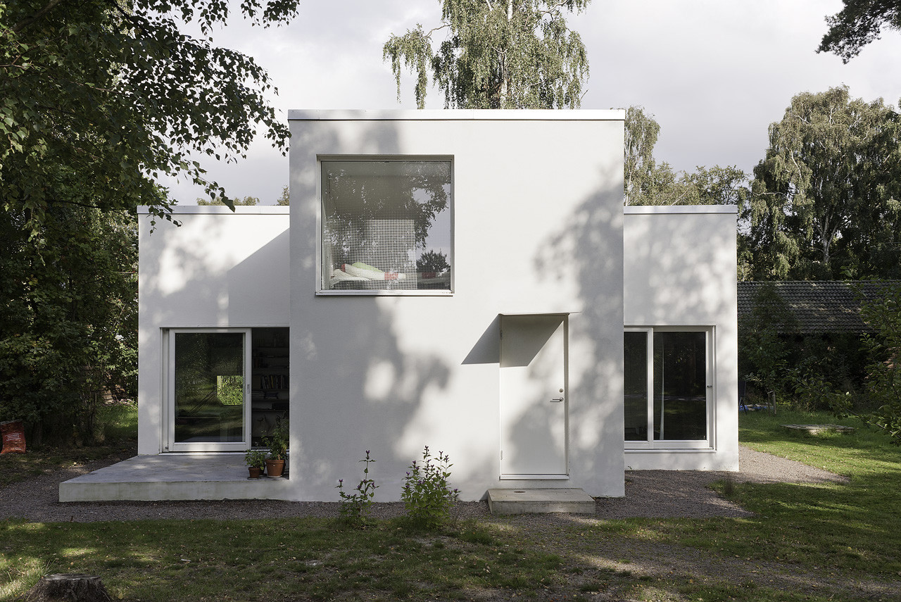 Gallery Of Small Swedish House Dinelljohansson 12