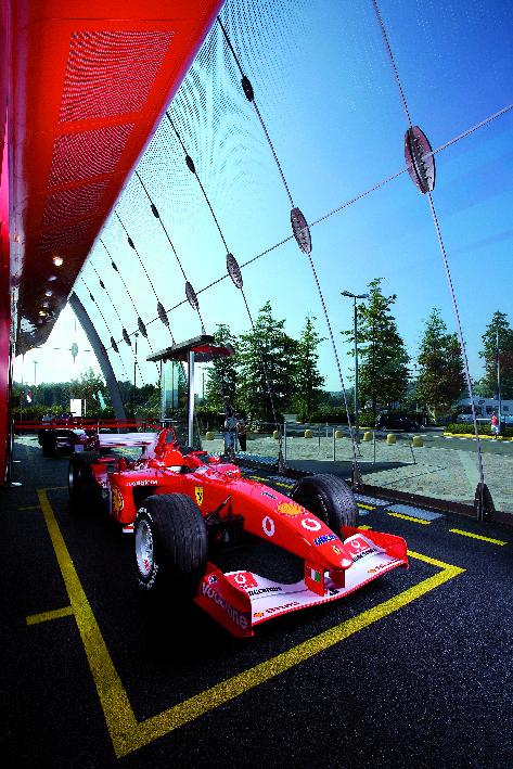 Awesome Ferrari Factory Store / Iosa Ghini Associates Home Design Ideas