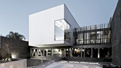 Water Point Aquatic Center / AD11