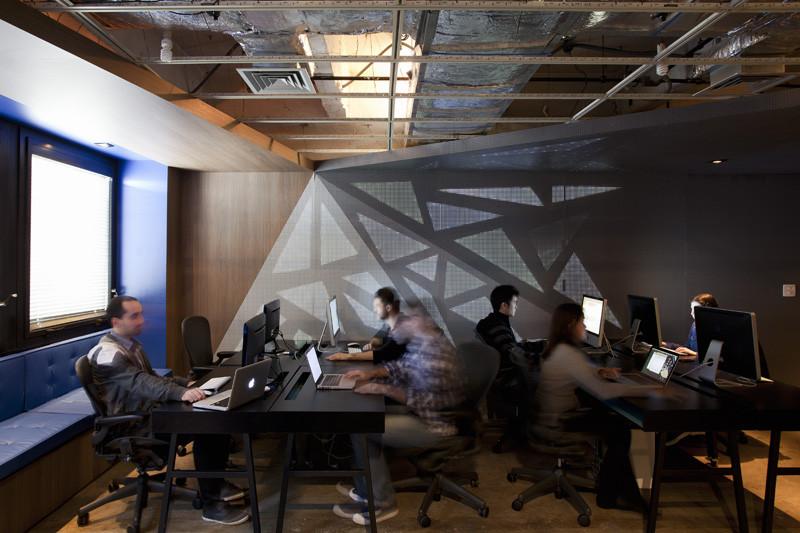 D3 Interactive Environment / Estudio Guto Requena + i|o Design, © Fran Parente