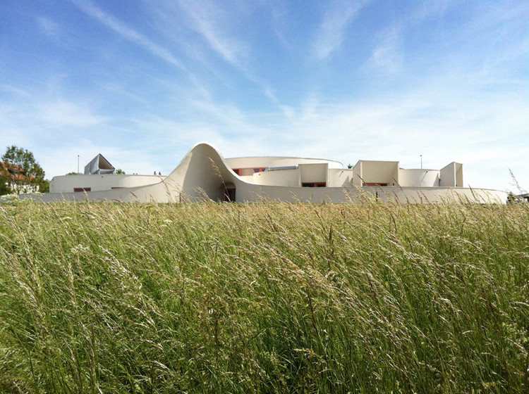 Sarreguemines Nursery / Michel Grasso + Paul Le Quernec, Courtesy of  michel grasso + paul le quernec