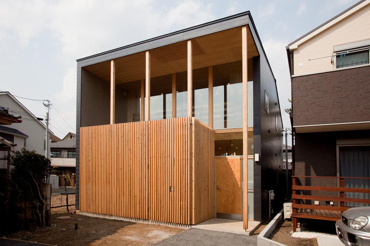 House with Futokoro / Mizuishi Architects Atelier, Courtesy of  mizuishi architects atelier