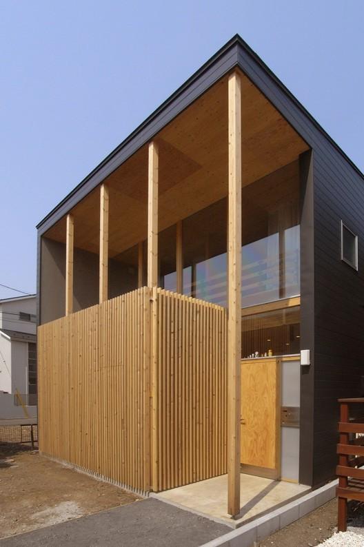 Courtesy of  mizuishi architects atelier