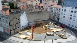 Place au Changement Public Plaza / Collectif Etc