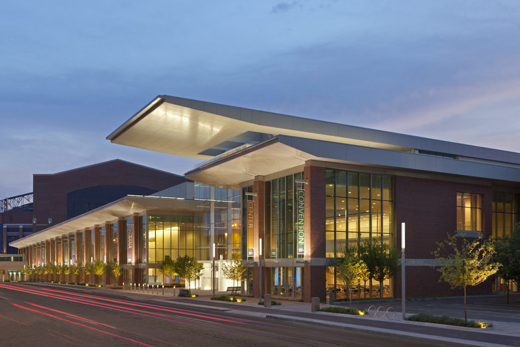 Indiana Convention Center Expansion / RATIO Architects, ©  Bill Zbaren Photography