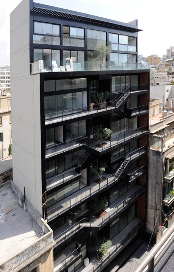 Plot 183 Bernard Khoury Architects Archdaily