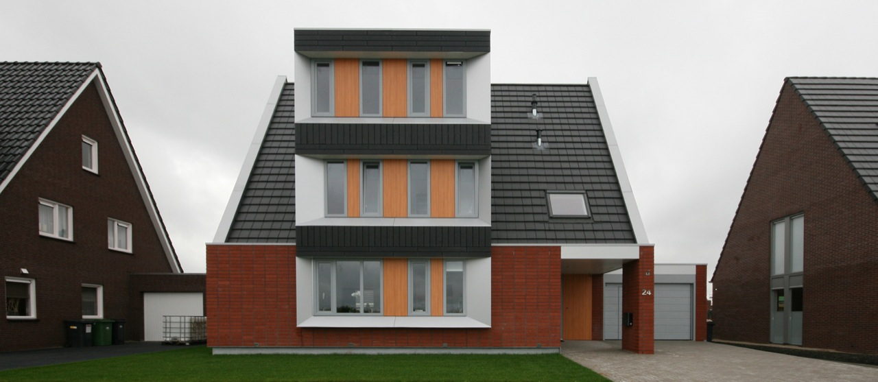 House Hoefman / Lautenbag Architectuur, © Diana Lautenbag