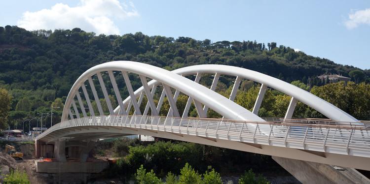 Ponte della Musica / Buro Happold, © Emilio Collavino