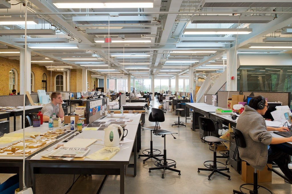 Gallery Of Milstein Hall At Cornell University OMA