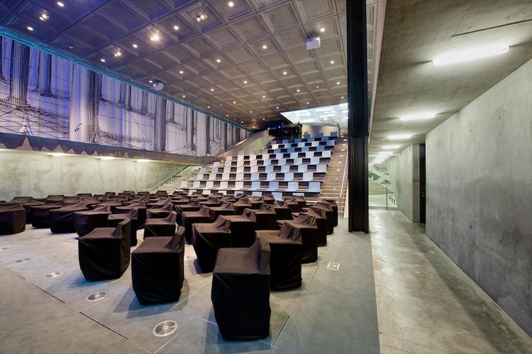 Milstein hall at cornell university oma archdaily - Cornell university interior design ...