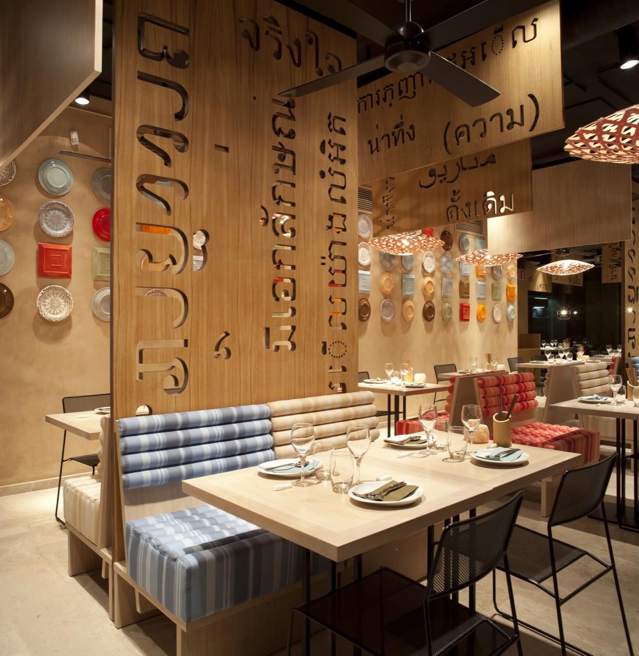 Gallery of lah restaurant ilmiodesign