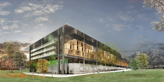 Courtesy of  emre arolat architects