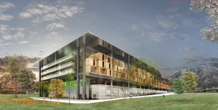 Antakya Hotel / Emre Arolat Architects, Courtesy of  emre arolat architects