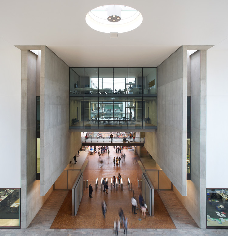 New UAL Campus / Stanton Williams, © Hufton+Crow
