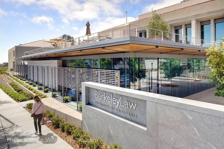 Berkeley School of Law Library / Ratcliff, © Steve Whittaker