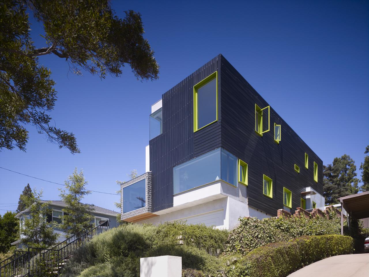 Los Feliz Residence / Warren Techentin Architecture, © Eric Staudenmeier