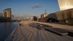 Trafford Wharf Promenade / FoRM Associates
