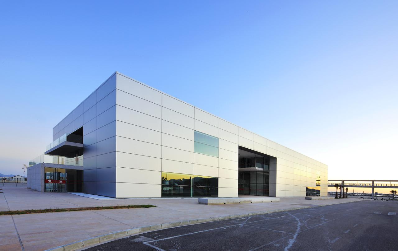 Alcudia Marine Station / SCT Estudio de Arquitectura, © José Hevia