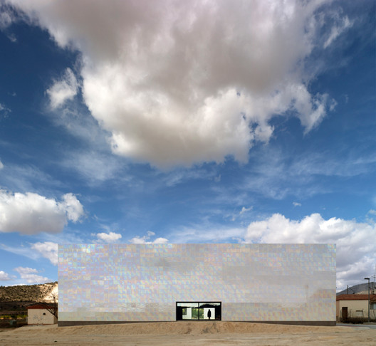 Music Hall in Algueña / Cor & Partners, © David Frutos