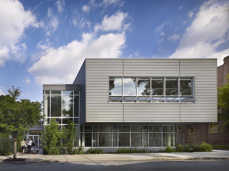 Sustainable Urban Science Center / SMP Architects, © Halkin Mason Photography