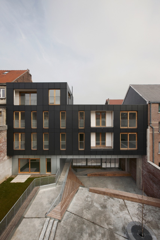 Residential Complex Le Lorrain / MDW Architecture, Courtesy of  mdw architecture